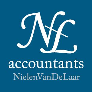 Logo NvdL accountants kleurvlak PANTONE